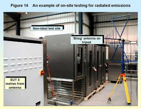 Quot Emc Testing Part 1 Radiated Emissions Quot